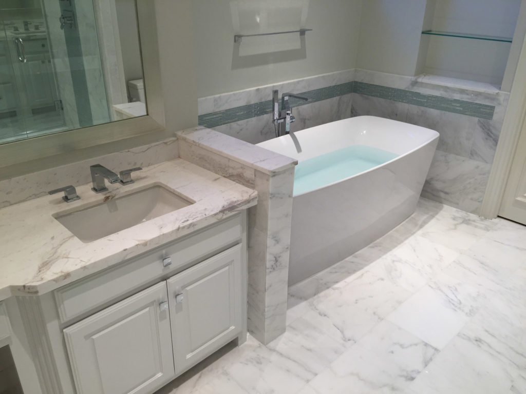 Prestonwood Master Bath