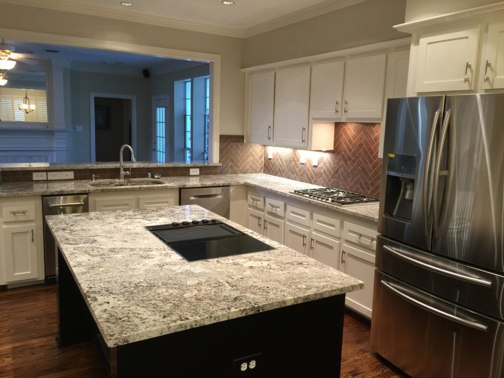 Contrast Kitchen Upgrade