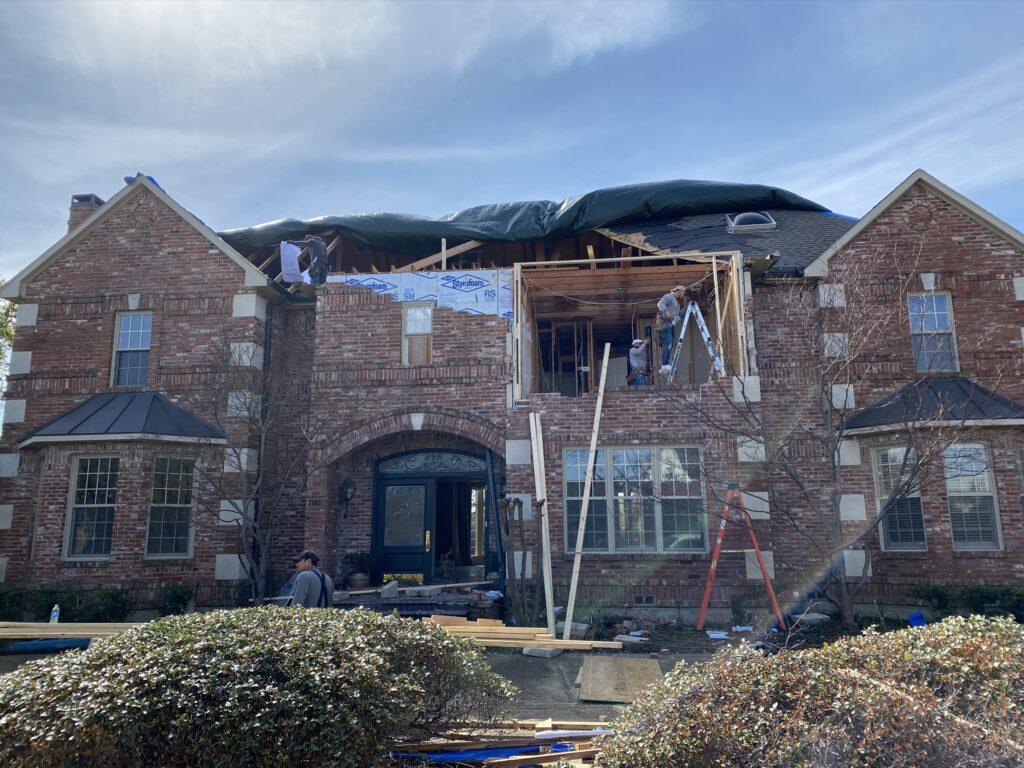 Tornado Damage Restoration